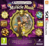 Professor Layton and the Miracle Mask voor Nintendo 3DS