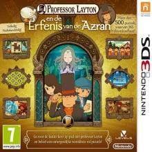 Professor Layton en de Erfenis van de Azran voor Nintendo 3DS