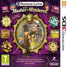 Professor Layton en het Masker der Wonderen voor Nintendo 3DS