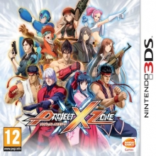 Project X Zone voor Nintendo 3DS