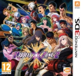 Project X Zone 2 voor Nintendo 3DS