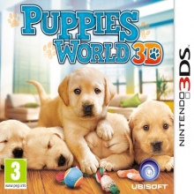 Puppies World 3D voor Nintendo 3DS