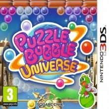 Puzzle Bobble Universe voor Nintendo 3DS