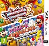 Puzzle & Dragons Z + Puzzle & Dragons: Super Mario Bros. Edition voor Nintendo 3DS