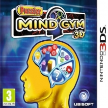 Puzzler Mind Gym 3D voor Nintendo 3DS