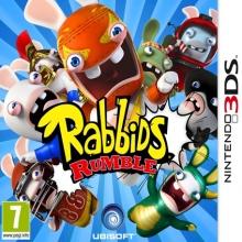 Rabbids Rumble voor Nintendo 3DS