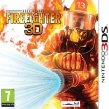 Real Heroes: Firefighter 3D Losse Game Card voor Nintendo 3DS