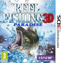 Reel Fishing Paradise 3D voor Nintendo 3DS