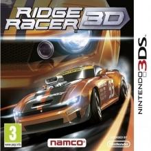 Ridge Racer 3D voor Nintendo 3DS