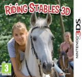 Riding Stables 3D Losse Game Card voor Nintendo 3DS