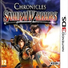 Samurai Warriors Chronicles voor Nintendo 3DS