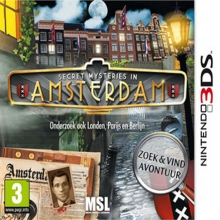 Secret Mysteries in Amsterdam voor Nintendo 3DS