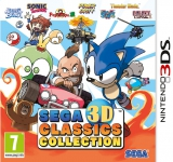 Sega 3D Classics Collection voor Nintendo 3DS