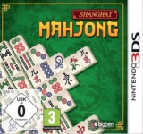 Shanghai Mahjong Losse Game Card voor Nintendo 3DS