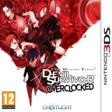 Shin Megami Tensei Devil Survivor Overclocked voor Nintendo 3DS