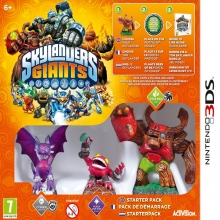 Skylanders Giants voor Nintendo 3DS