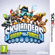 Skylanders SWAP Force voor Nintendo 3DS