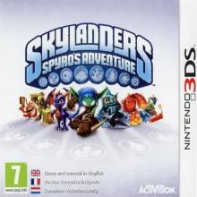 Skylanders Spyros Adventure voor Nintendo 3DS