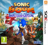 Boxshot Sonic Boom: Shattered Crystal