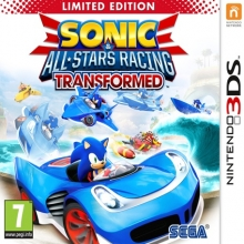 Sonic & All-Stars Racing Transformed voor Nintendo 3DS