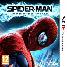 Spider-Man Edge of Time voor Nintendo 3DS