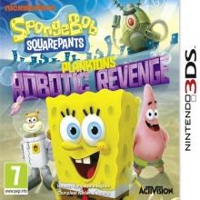SpongeBob SquarePants Planktons Robotic Revenge voor Nintendo 3DS