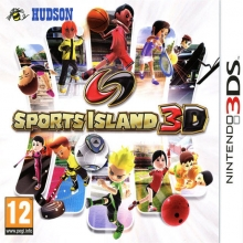 Sports Island 3D voor Nintendo 3DS