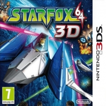 Boxshot Star Fox 64 3D