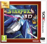 Star Fox 64 3D Nintendo Selects voor Nintendo 3DS