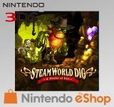 SteamWorld Dig voor Nintendo 3DS
