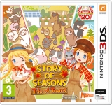 Story of Seasons: Trio of Towns voor Nintendo 3DS