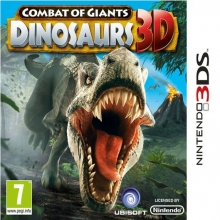 Strijd der Giganten: Dinosaurs 3D Losse Game Card voor Nintendo 3DS
