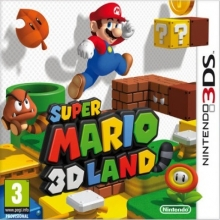 Super Mario 3D Land Losse Game Card voor Nintendo 3DS