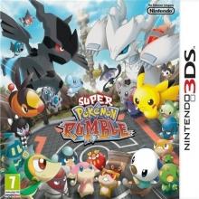 Super Pokémon Rumble voor Nintendo 3DS