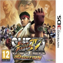 Super Street Fighter IV 3D Edition voor Nintendo 3DS
