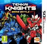 Tenkai Knights Brave Battle voor Nintendo 3DS