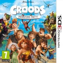 The Croods Prehistoric Party voor Nintendo 3DS