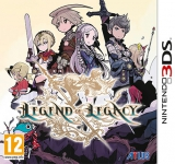 The Legend of Legacy voor Nintendo 3DS