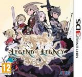 The Legend of Legacy voor Nintendo 3DS