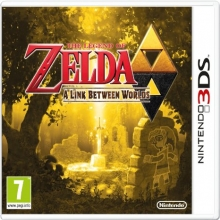 The Legend of Zelda A Link Between Worlds voor Nintendo 3DS