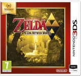 The Legend of Zelda: A Link Between Worlds Nintendo Selects voor Nintendo 3DS