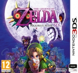 The Legend of Zelda: Majora's Mask 3D voor Nintendo Wii