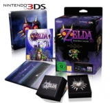 The Legend of Zelda: Majora's Mask 3D Special Edition in Doos voor Nintendo 3DS