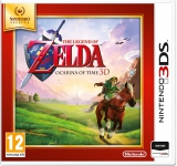 The Legend of Zelda: Ocarina of Time 3D Nintendo Selects Lelijk Eendje voor Nintendo 3DS