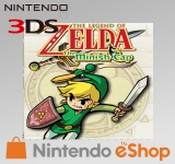 The Legend of Zelda The Minish Cap voor Nintendo 3DS