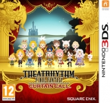 Theatrhythm Final Fantasy Curtain Call voor Nintendo 3DS