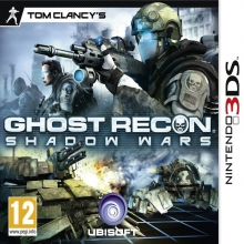 Tom Clancys Ghost Recoon Shadow Wars voor Nintendo 3DS