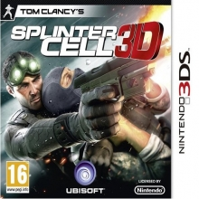 Tom Clancy's Splinter Cell 3D voor Nintendo 3DS