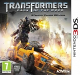 Transformers: Dark of the Moon Losse Game Card voor Nintendo 3DS