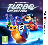 Turbo Super Stunt Squad Zonder Quick Guide voor Nintendo 3DS